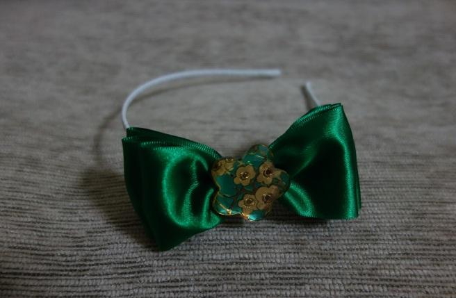 tiara verde